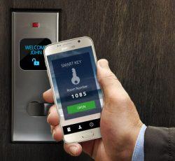 Tecnología y domótica en el Hotel - checkin con smartphone